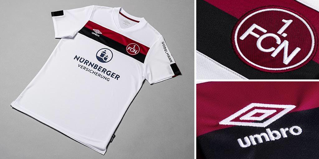 check out 6759e c06ca UMBRO & 1.FC Nürnberg unveil new 2019/20 away kit!