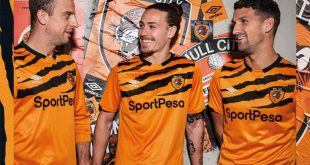 UMBRO & Hull City launch 2019/20 season home kit!