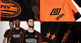 PSV Eindhoven unveil away kit by UMBRO for 2019/20 season!