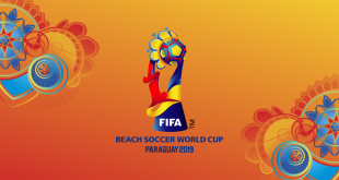 2019 FIFA Beach Soccer World Cup – Paraguay: Official Emblem unveiled!
