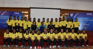 FIFA MA Referee & Assistant Referee course held in Kochi!