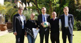 The German Football Ambassador goes South Africa!