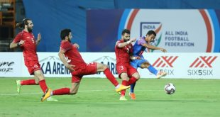 India held by Syria to 1-1 draw in Intercontinental Cup!