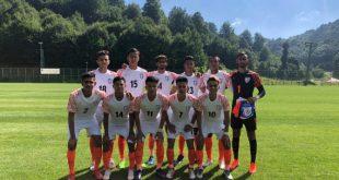 India U-19s taste 1-2 defeat against Oman u-19s!
