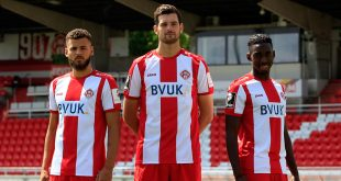 JAKO & Würzburger Kickers launch their new 2019/20 home kit!