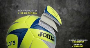 Joma presents the new Official Ball of the Spanish National Futsal League!