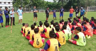 Jamshedpur FC conduct selection for U-12 & U-10 Boys Advanced Training Programme!