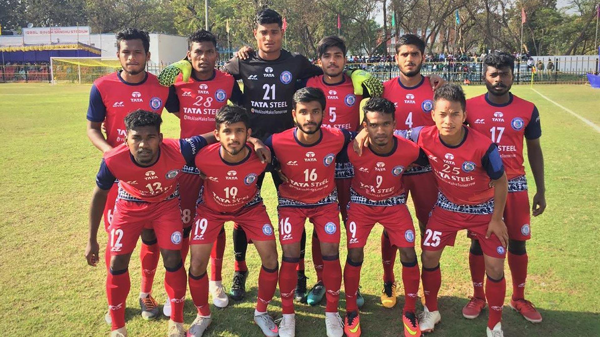 Jamshedpur FC Reserves Gear Up For JSA Super Cup 2019