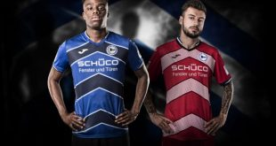 Joma & Arminia Bielefeld present new 2019/20 season home & away kits!