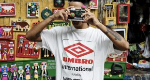 Kinfolk X UMBRO Team up for Collection Inspired By Rio Youth!