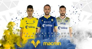 Macron & Hellas Verona unveil new 2019/20 season kits!