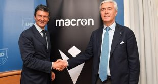 Macron is the new technical sponsor of the Italian National Amateur League!