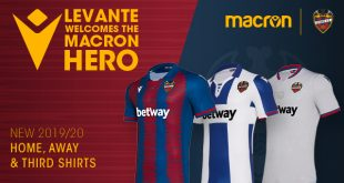 110 years of history together with speed, energy & vintage touch for Levante UD!
