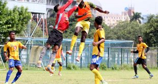 Mohammedan Sporting Club and Aryan Club play out friendly draw!