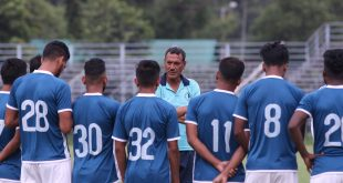 Mohammedan Sporting's Subrata Bhattacharya: We sweat more in practice, so we bleed less in battle!