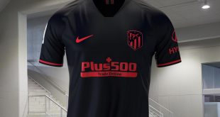 Atletico Madrid's Meteoric Rise is represented in new Nike made away kit!
