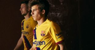 Nike & FC Barcelona with 2019 away kit pay tribute to La Masia's Founding Year!