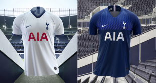 Tottenham Hotspur returns to roots for 2019-20 campaign kits by Nike!