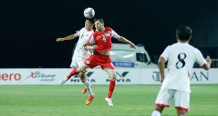 North Korea defeat Tajikistan in Intercontinental Cup!