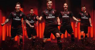 PUMA celebrates the start of the 2019/20 season launching AC Milan's third kit!