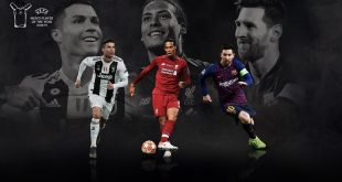 Nominees revealed for 2018/19 UEFA Player of the Year Awards!