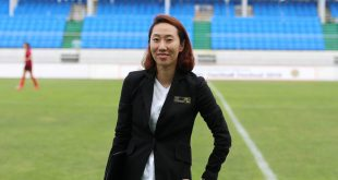 Kim leads charge as AFC female match commissioners create history!