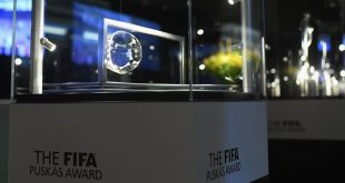 Ten candidates revealed for FIFA Puskas Award!