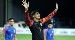 India's Gurpreet Singh Sandhu: Arjuna Award win an honour & motivation!