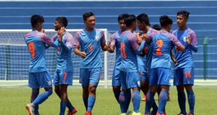 India U-15s score 5-0 opening win over Nepal in SAFF U-15 Championship!