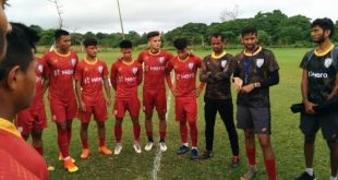 India U-19s Floyd Pinto: Oceania Youth Tournament will help solidify our gameplan!