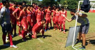 India U-19s Floyd Pinto: Boys eager to step up against New Caledonia!