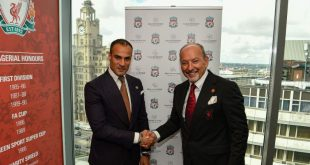 Signature Bespoke kits out Liverpool FC in new club suits!