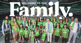 11 families with deep Seattle roots join Seattle Sounders ownership group!