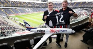 To new heights: SunExpress & Eintracht Frankfurt expand partnership!