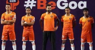 FC Goa launches new home jersey for the 2019/20 season!