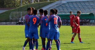 India U-16 beat Bahrain 5-0 in AFC U-16 Championship qualifiers!