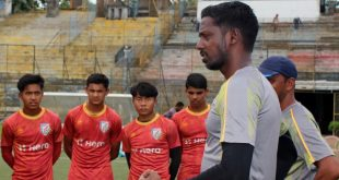 Bibiano Fernandes building India U-16s as winning unit!