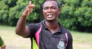 Mohammedan Sporting's Saheed Ramon: Impressed with attitude!
