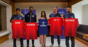 Chennaiyin FC associate with AGS Entertainment ahead of Bigil release!