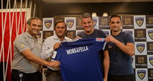 Chennaiyin FC unveils Workafella as official Workspace Partner!