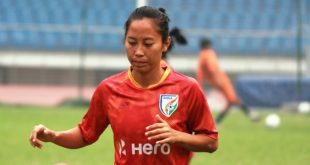 India Women's international Bala Devi set for Glasgow Rangers trials!