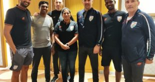 India coaches learn from meeting with Igor Stimac!