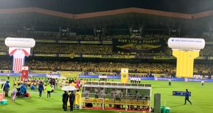 ISL-6 opens in Kochi on Sunday night as a hit!