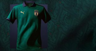 Italy renaissance kit by PUMA celebrates a new wave of Azzuri talent!