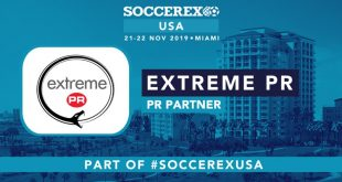 Soccerex USA names EXTREME PR as the official PR partner!