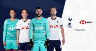Tottenham Hotspur announces HSBC as Official Banking Partner!