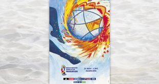 Official poster of the 2019 FIFA Beach Soccer World Cup – Paraguay revealed!