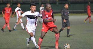 Only defending champions Aizawl FC win in MPL-8!