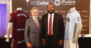 Celta Vigo & Maldives Islands sign sponsorship & collaboration agreement!