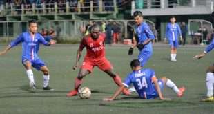 Aizawl FC ensure first league spot in MPL-8 league stage!
